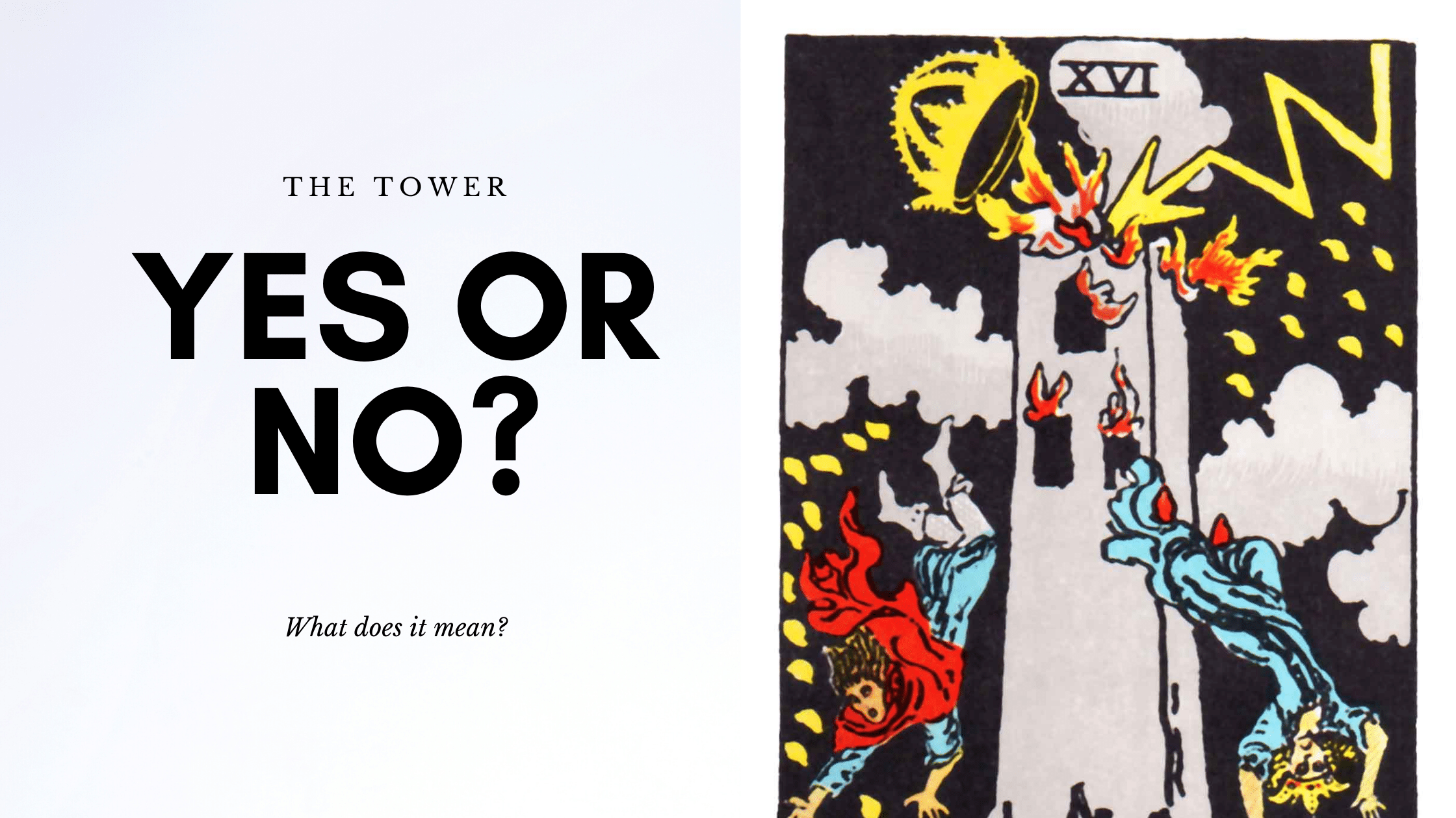 the tower yes or no