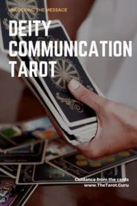 Deity Communication Tarot