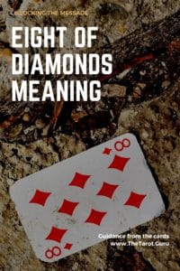 Eight of Diamonds Meaning