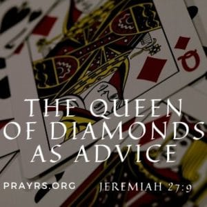 Queen of Diamonds Meaning as Advice
