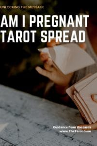 Am I Pregnant Yes or No Tarot Spread