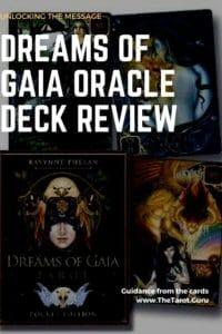 Dreams of Gaia Oracle Deck
