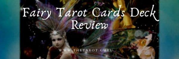 Fairy Tarot Cards Deck Review