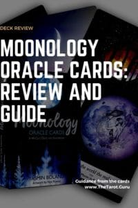 Moonology Oracle Cards Meanings