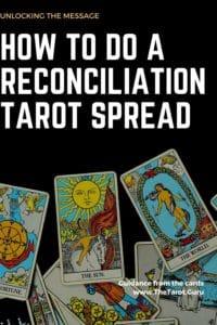 Reconciliation Tarot Reading