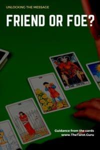 friendship friend or foe tarot
