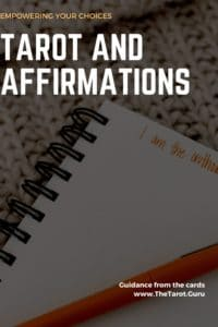 Tarot and Affirmations